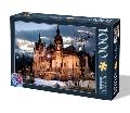 Castelul Peles Puzzle 1000 piese D-Toys