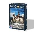 Puzzle 1000 piese Castelul Peles D-Toys