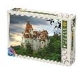 Castel Bran Puzzle 500 piese D-Toys