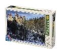 Castelul Bran Puzzle 500 piese D-Toys