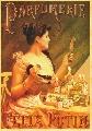 Puzzle 1000 piese Vintage Posters Parfumerie D-Toys