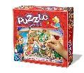 Puzzle Plus Pinochio D-Toys