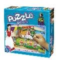 Puzzle Plus Alba ca Zapada D-Toys