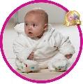 Costum bebelus Fluffy 0-3 luni Koo-Di