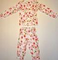 Pijamale inflorate de fetite- 14174