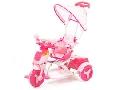 Tricicleta Pentru Copii HIPPO SB-612 Roz - MYK00005069