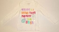 Bluza pentru fetite Daddy I agree that mommy is the boss - 15099