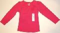 Bluza de fetite Floarea ciclam - 15100A