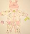 Salopeta bebeluse cu model simpatic - 14990