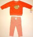 Set hainute pentru fetite Happy monkey - 14919