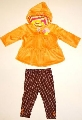 Set hainute pentru bebeluse Buline simpatice - 14913