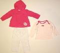 Set hainute pentru bebeluse sport - 14889