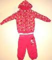Set hainute pentru fetite cu model cu multe inimioare - 14771
