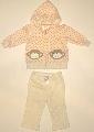 Set hainute de bebeluse Maimutele vesele - 14781