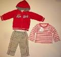 Set hainute pentru bebeluse Angel - 14785A