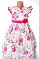 Rochite de fetite cu trandafiri roz- BBN1155