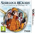 Sherlock Holmes And The Mystery Of The Frozen City Nintendo 3Ds - VG19934