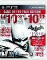 Batman Arkham City Game Of The Year Edition Ps3 - VG4655