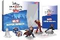 Disney Infinity 2.0 Marvel Superheroes Starter Pack Nintendo Wii U - VG19768