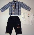 Camasuta si pantaloni de copii - 14125A