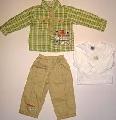 Set de hainute pentru copii 3 produse - 14127A