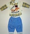 Camasa si pantaloni toamna primavara pentru bebe