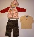 Geaca toamna si pantaloni pentru copii - 14069D