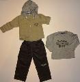 Set haine copii 3 piese  14120A