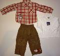 Set haine pentru copii toamnaprimavara - 14120B