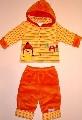Set hainute de iarna pentru bebeluse Catelul cu caciulita - 14012
