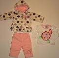 Set hainute de iarna pentru bebe  - 14020