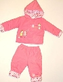 Set haine iarna pentru bebelusi FREND OREVER