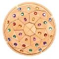 Joc din lemn Mandala Diamant - RMK43085
