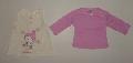 Set rochita si bluzita pentru fetite - 7819