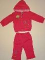 Set haine bebelusi toamna  primavara Pink monkey
