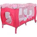 Pat pliabil copii Pink Stripes - BBDP808RP