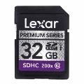 Lexar Card de memorie SDHC Lexar 32GB Class 10 30MB/s (LSD32GBBEU200)