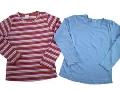 Set doua bluze fetite STEPS