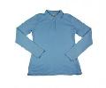 Bluza cu guler polo fete ZARA