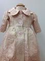 Paltonas elegant din satin pentru fetite Antonia - SNB04_1