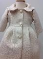 Paltonas elegant din brocard pentru fetite Ruslana - SNB02_1