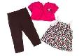 Set hainute colorate pentru bebeluse - BBN1182