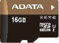 Card de Memorie Adata Premier PromicroSDHC 16GB - clasa 10 cu adaptor