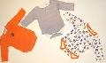 Set de 3 body-uri pentru bebelusi - 15073