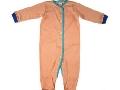 Pijama bebelus ORANGE - HNB1023P
