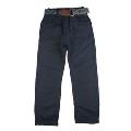 Pantaloni captusiti cu polar COLD WINTER,bleumarin - HN1389B