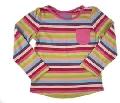 Bluza fetite RAINBOW - HN24639C