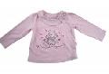 Bluza fetite ROMANCE masura 74( 9-12 luni) - HN210564R