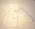 Rochita eleganta fetite alba 15142