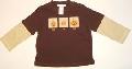 Tricou cu maneca lunga copii 15091